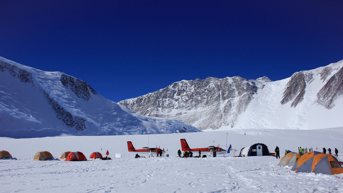 Vinson Base Camp