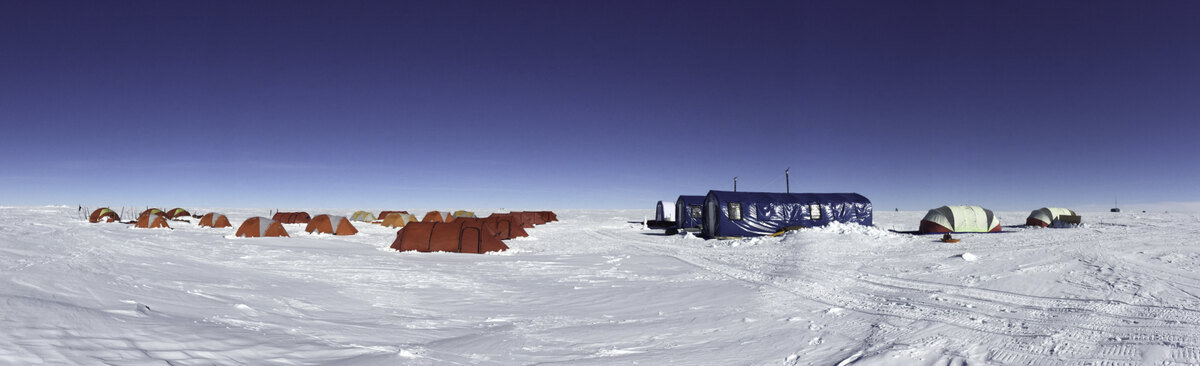 ALE's South Pole Camp