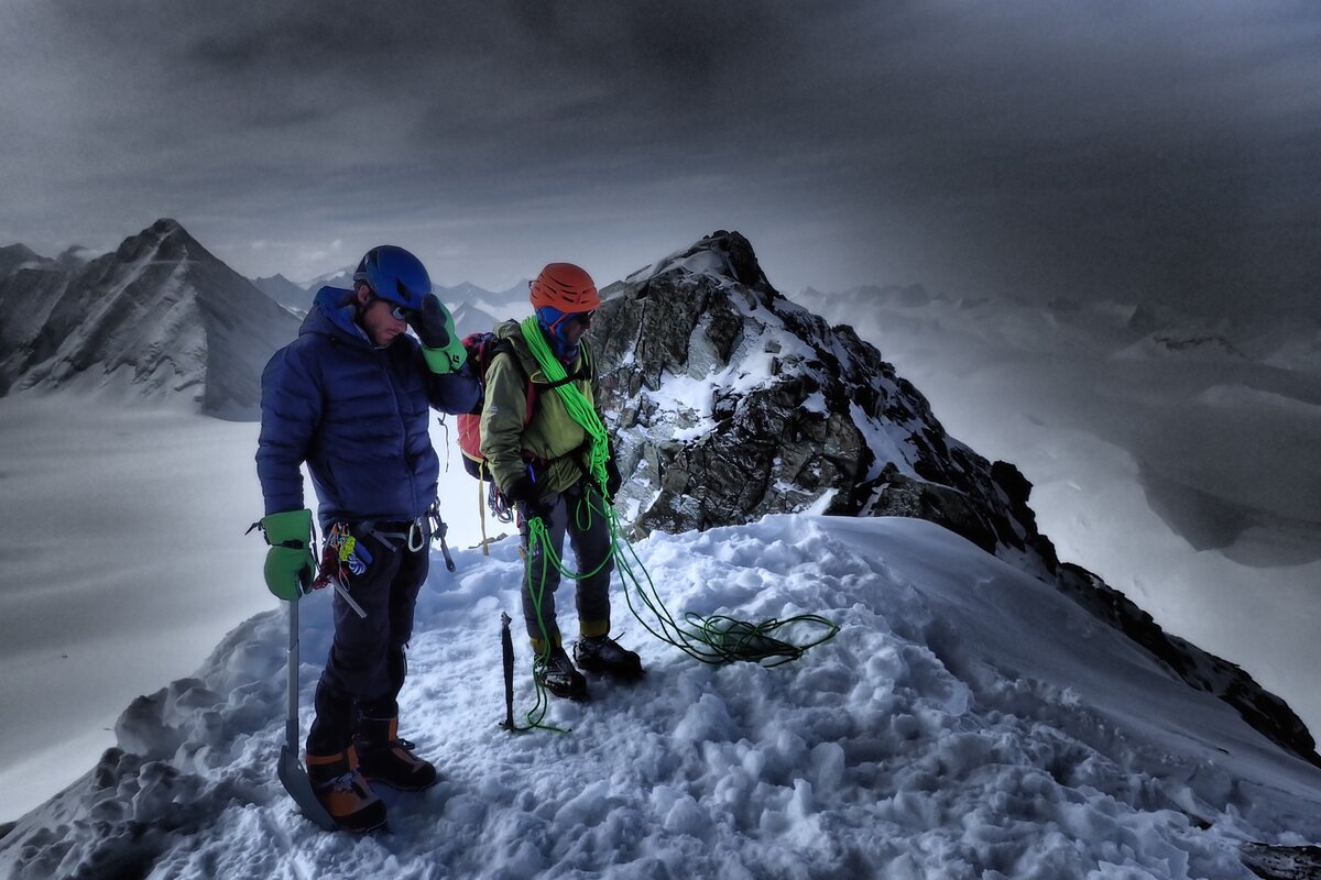 ALE Guides are chosen for their technical skills and experience