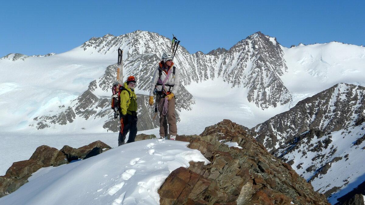 Custom climbing expedition