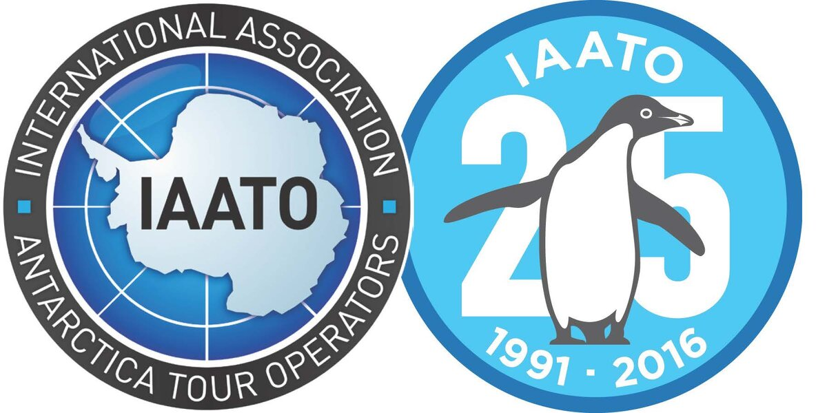 Founding member of IAATO